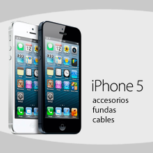 Iphone 5 Fundas Carcasas Cables